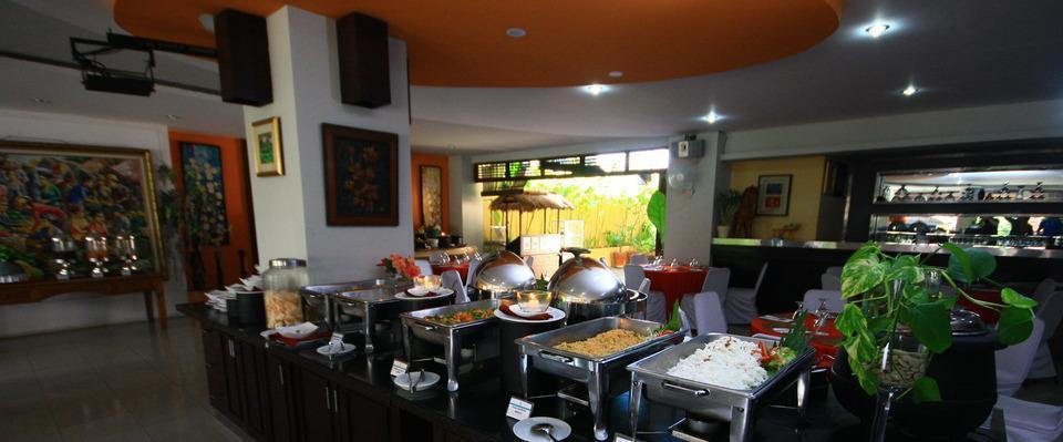 Grand Santhi Hotel Denpasar - makan pagi
