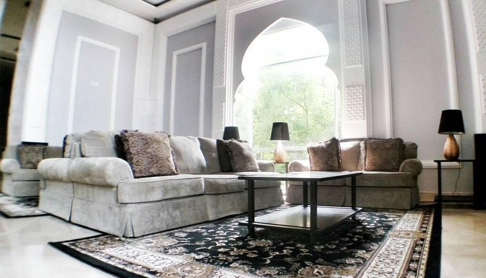 Grand Serela Hotel Yogyakarta - lounge lobi