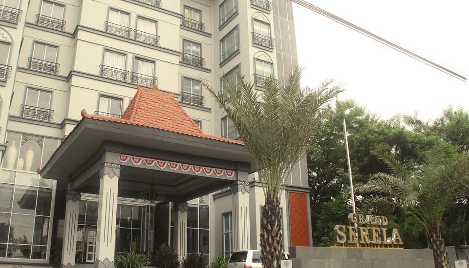 Grand Serela Hotel Yogyakarta - Building