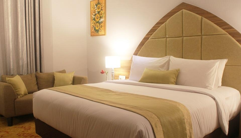 Grand Serela Hotel Yogyakarta - Deluxe satu tempat tidur