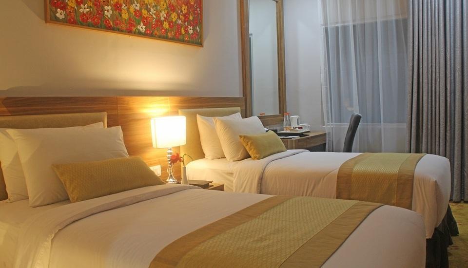 Grand Serela Hotel Yogyakarta - Superior dua tempat tidur