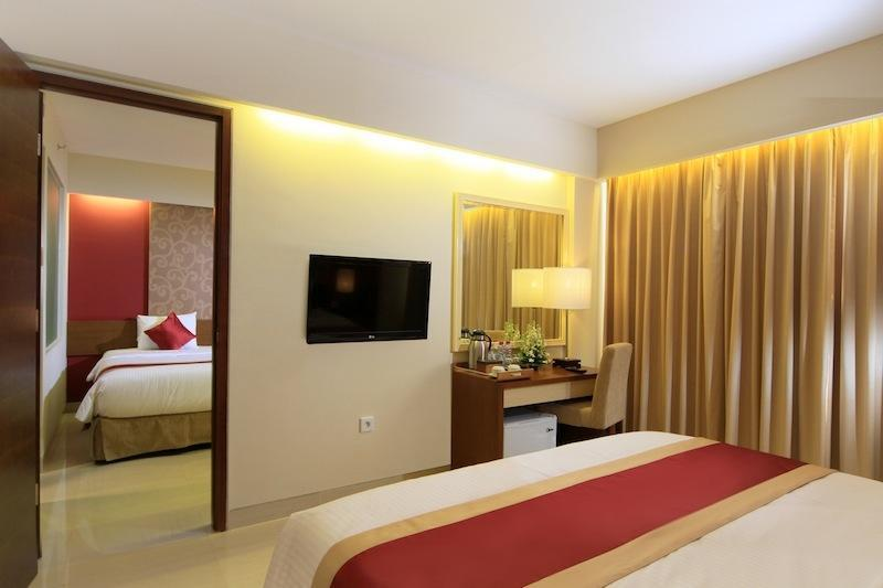 Cipaganti Legian Hotel Bali - Connecting Room