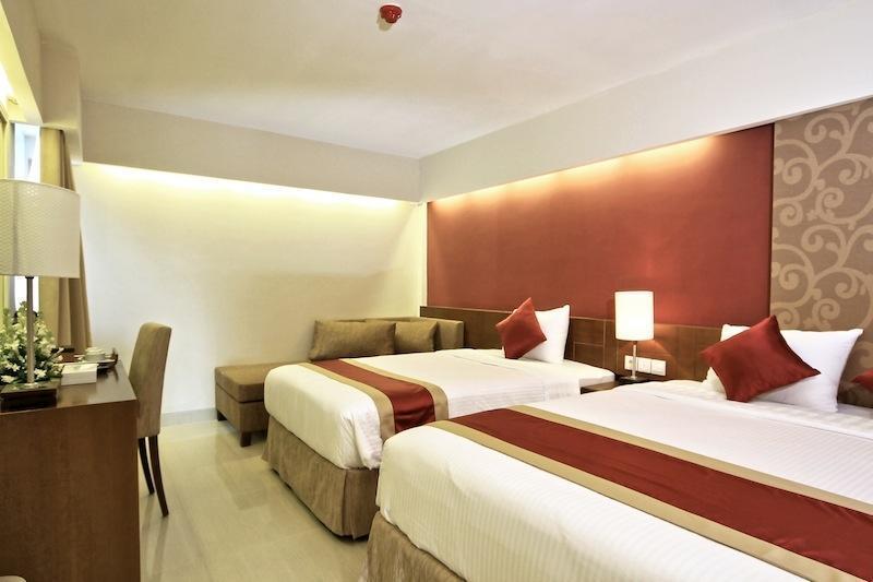 Cipaganti Legian Hotel Bali - Family Room