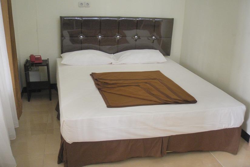 Dena Hotel Kupang - Standar Double Room Regular Plan