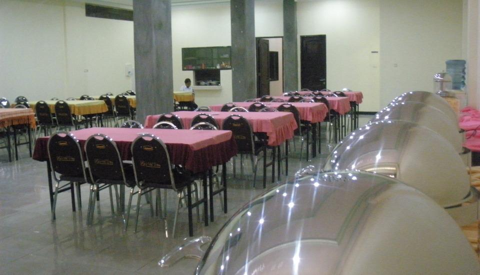 Dena Hotel Kupang - Ruang makan