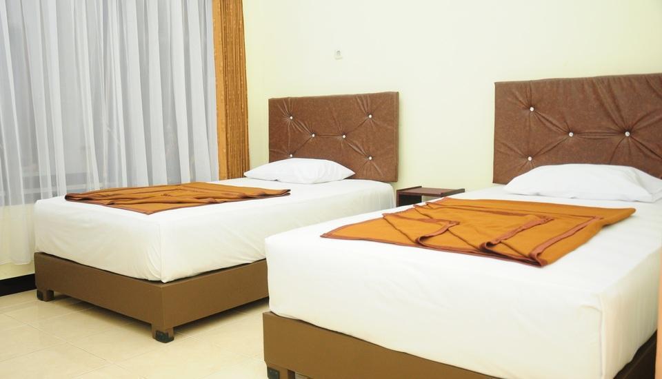 Dena Hotel Kupang - STD kembar