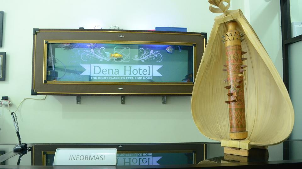 Dena Hotel Kupang - Kantor kami