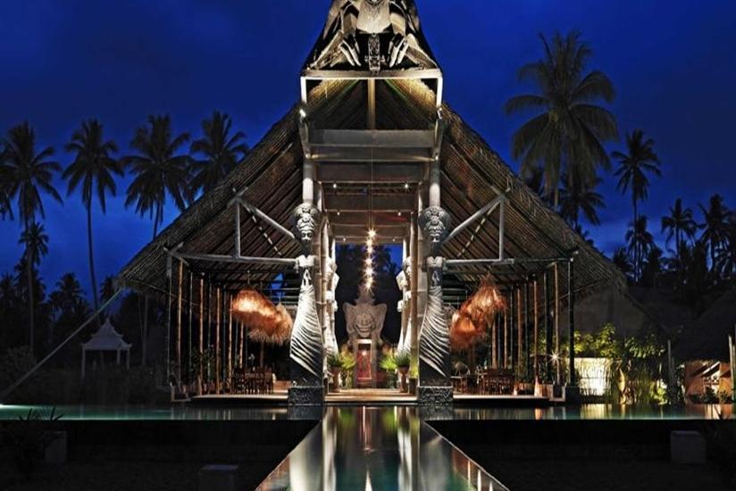 Hotel Tugu Lombok - Eksterior