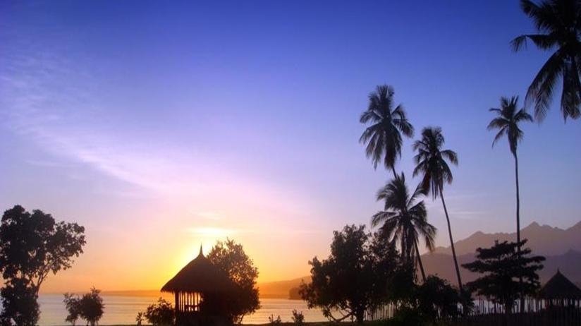 Hotel Tugu Lombok - Sunset