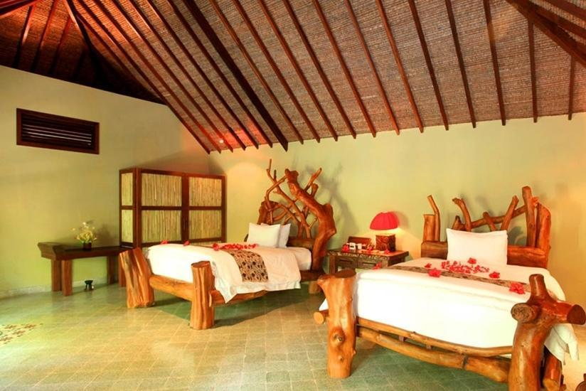 Hotel Tugu Lombok - Kampong Lombok Bungalows