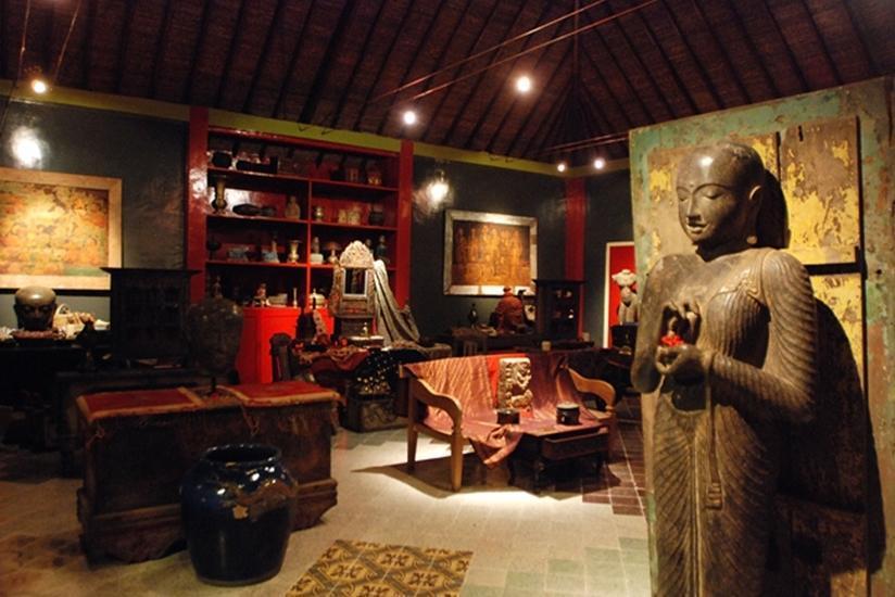 Hotel Tugu Lombok - Galeri