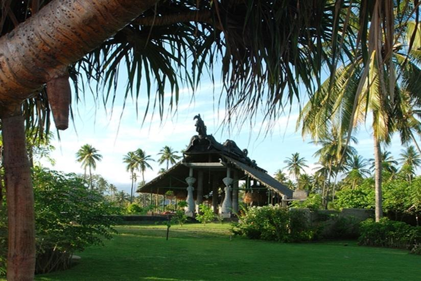 Hotel Tugu Lombok - Taman