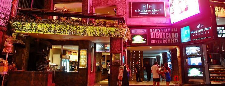 Gana Inn Legian - Club Malam Dekat Hotel