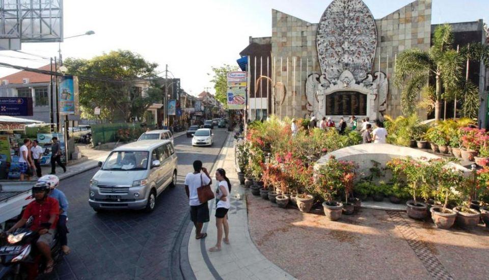 Gana Inn Legian - Monument Boom Bali