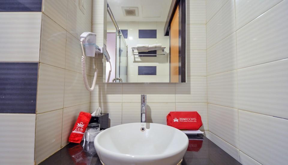 ZEN Rooms Cideng Timur Raya Jakarta - kamar tidur