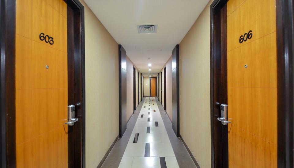 ZEN Rooms Cideng Timur Raya Jakarta - lorong