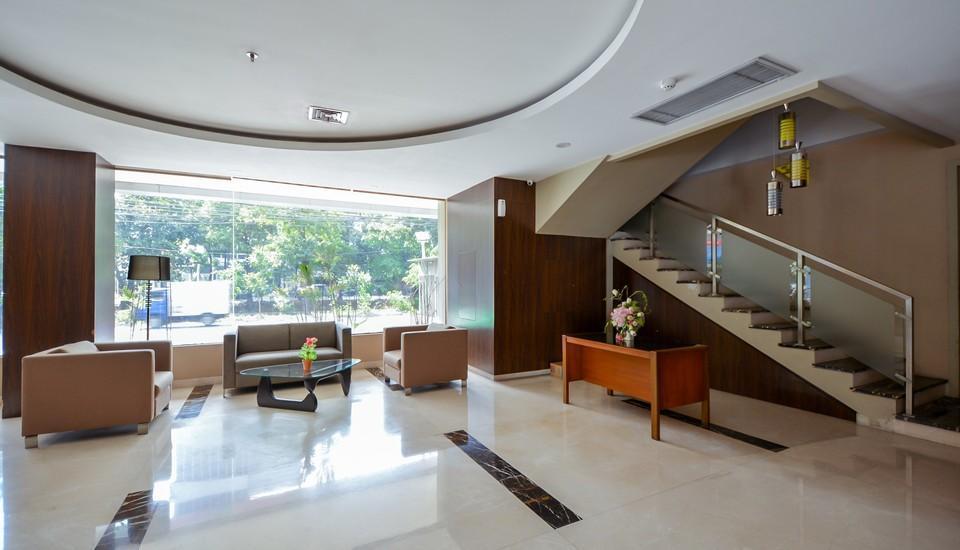 ZEN Rooms Cideng Timur Raya Jakarta - Lobby