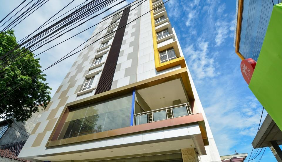 ZEN Rooms Cideng Timur Raya Jakarta - eksterior