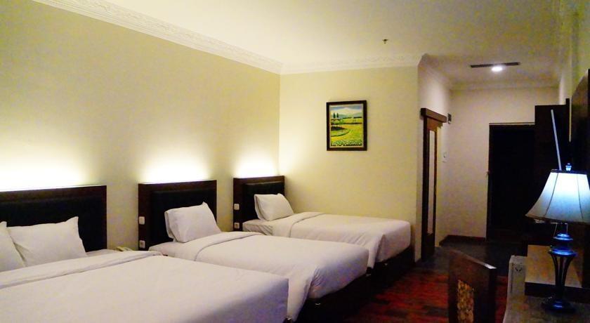 DSalvatore Yogyakarta - Kamar tamu