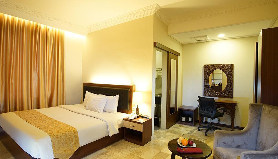 D'Salvatore Art & Boutique Hotel Yogyakarta - Deluxe Double with Breakfast Regular Plan