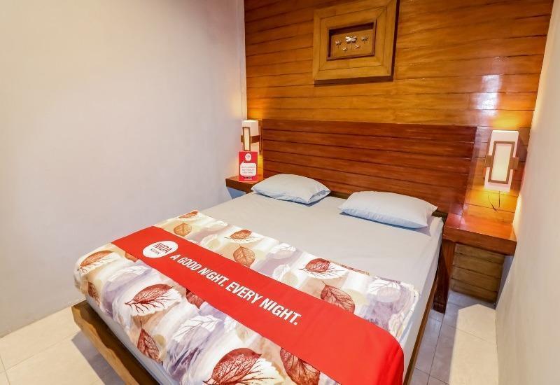 NIDA Rooms Kemetiran Kidul 77 Jogja - Kamar tidur