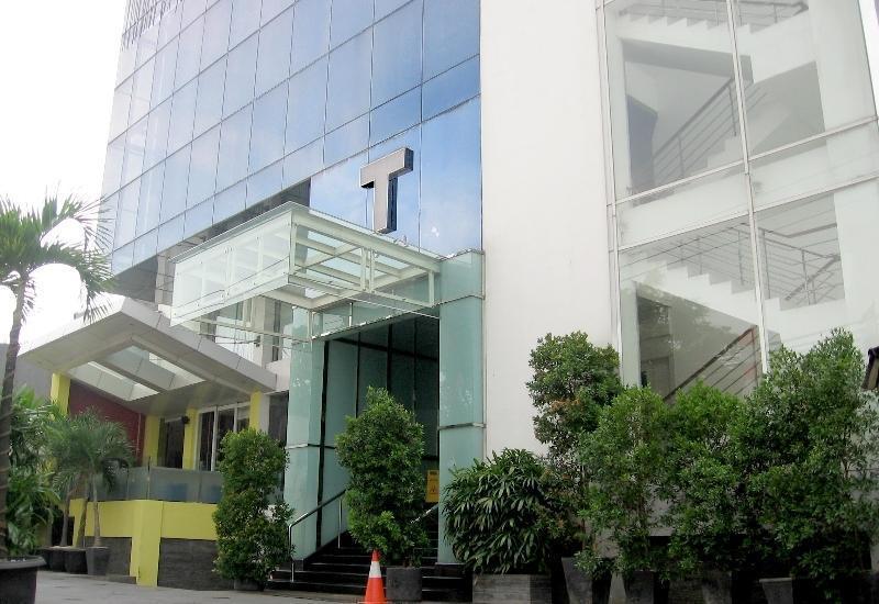 T Hotel Jakarta - Gedung