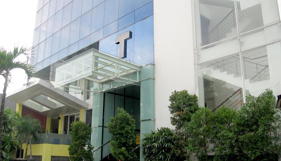 T Hotel Jakarta - Pemandangan