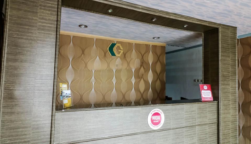 NIDA Rooms Bogor Cisarua Mawar Bogor - Resepsionis