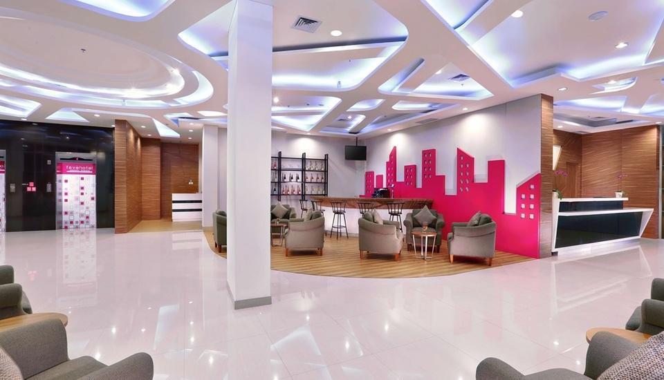 fave hotel Cikarang - Lobby Lounge