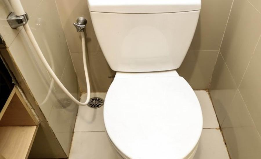 NIDA Rooms Kemayoran Predent Palace - Kamar mandi