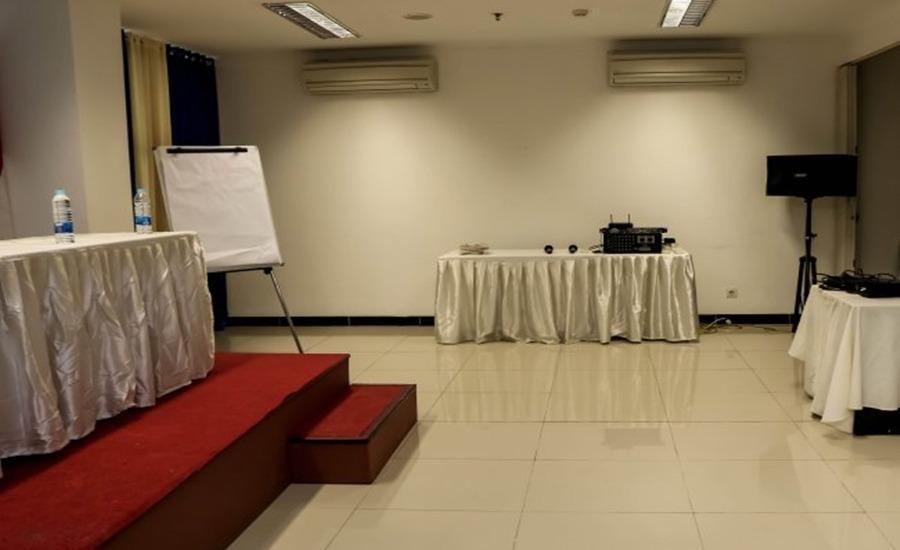 NIDA Rooms Kemayoran Predent Palace - Ruang Rapat