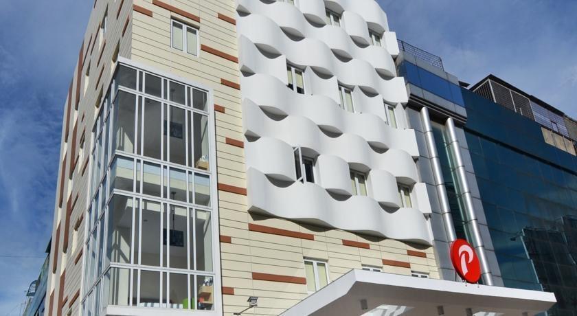 d'primahotel WTC Mangga Dua Jakarta - Tampilan Luar