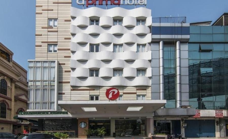 d'primahotel WTC Mangga Dua Jakarta - Facade