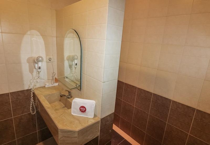 NIDA Rooms Ucok Durian Medan Baru - Kamar mandi