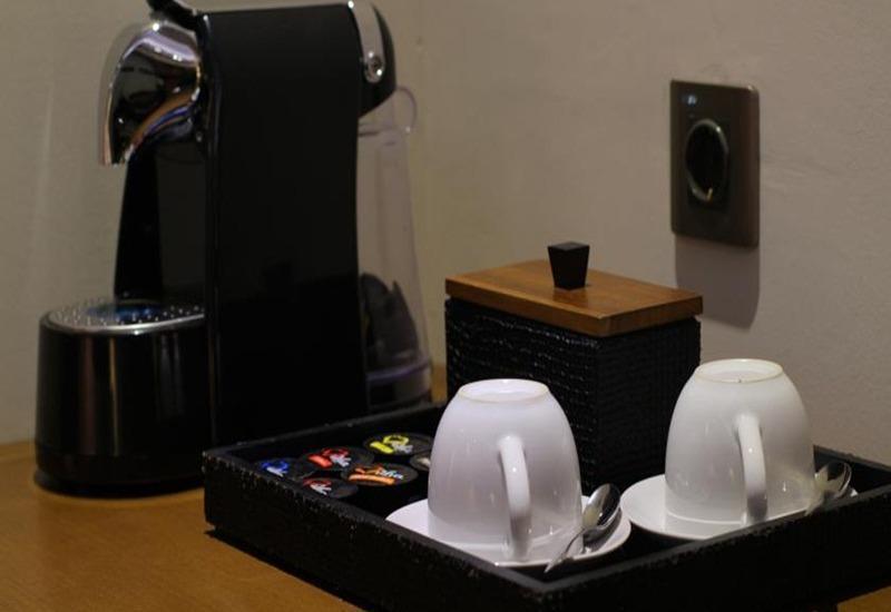 Akana Boutique Hotel Sanur Bali - Pembuat kopi dan teh