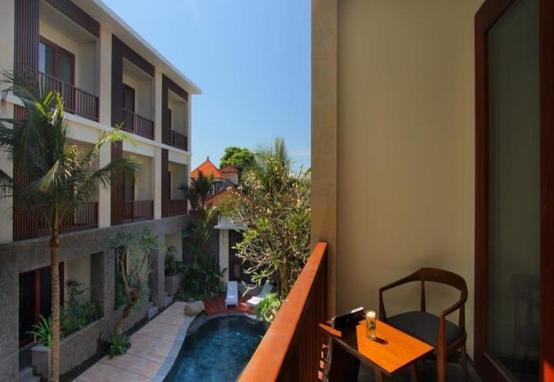 Akana Boutique Hotel Sanur Bali - Balkon