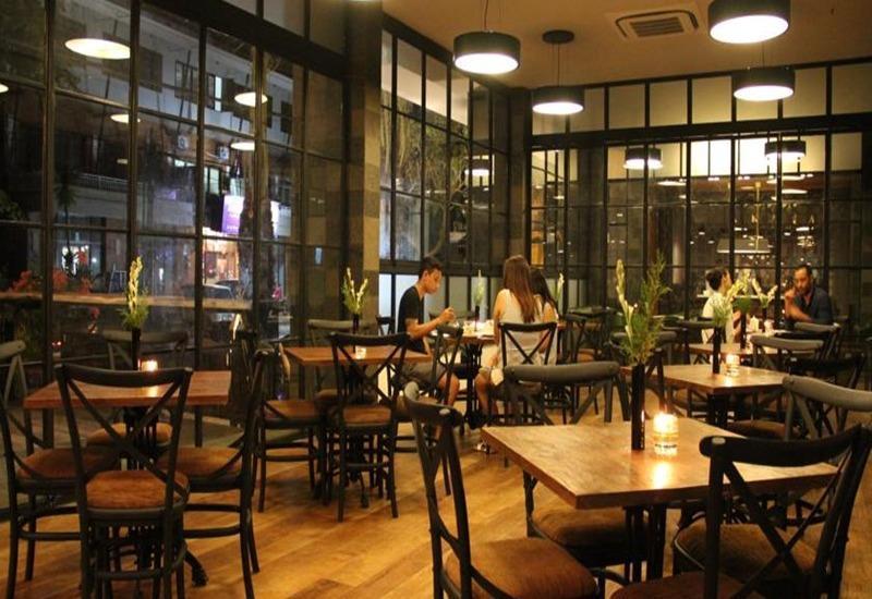 Akana Boutique Hotel Sanur Bali - Restoran