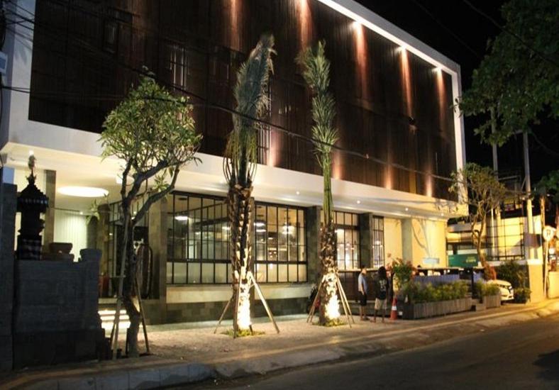 Akana Boutique Hotel Sanur Bali - Eksterior