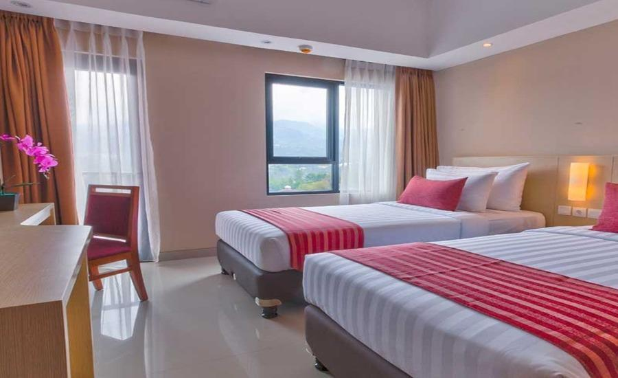 Grand Diara Hotel Bogor - Deluxe Room Only Regular Plan