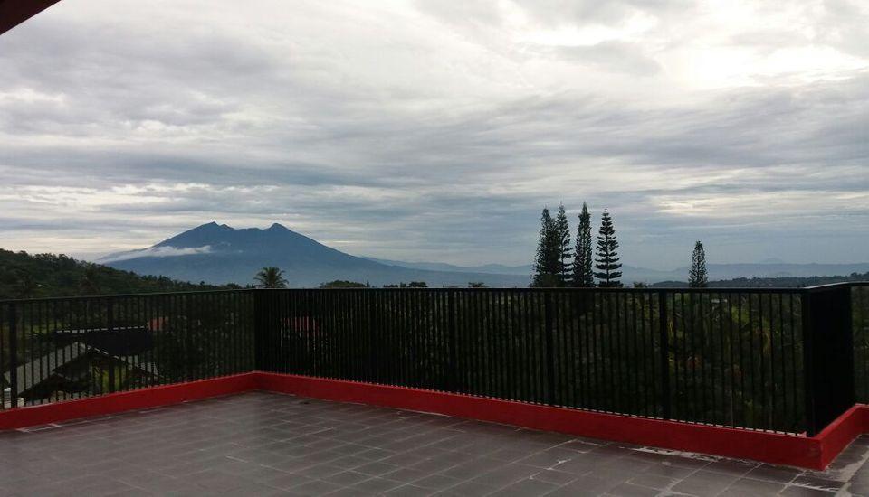 Grand Diara Hotel Bogor - View Chicilla Sky Resto