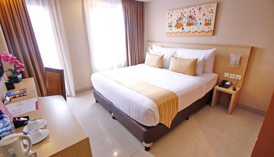 Grand Diara Hotel Bogor - Kamar Single