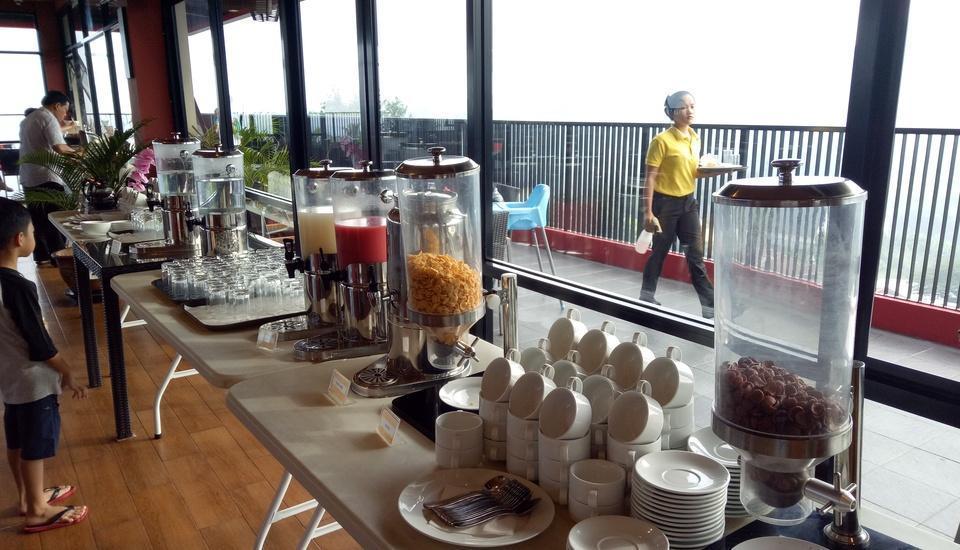 Grand Diara Hotel Bogor - Menu