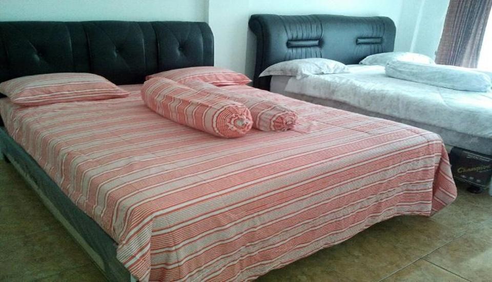 Villa Bukit Danau By DCM Cianjur - 5 Bedroom Regular Plan