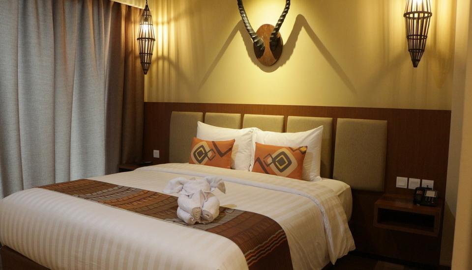 Baobab Safari Resort Pasuruan - Superior Hill View Minimum Stay 2 Days Disc 20% - Non Refundable
