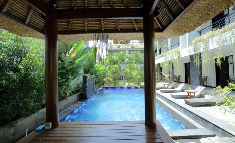 RedDoorz @Nakula Timur Bali - Exterior
