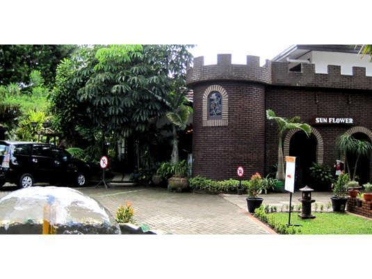 Hotel Taman Sari Sukabumi - Restoran Sun Flower