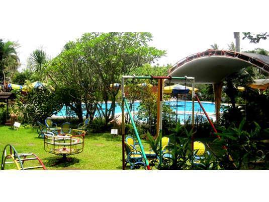 Hotel Taman Sari Sukabumi - Taman Bermain