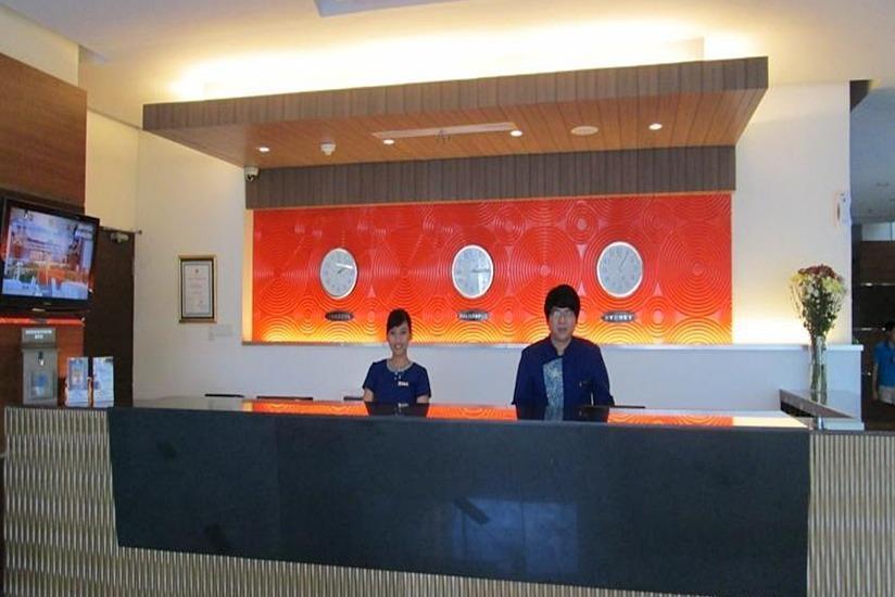 Hotel Menara Bahtera Balikpapan - Resepsionis