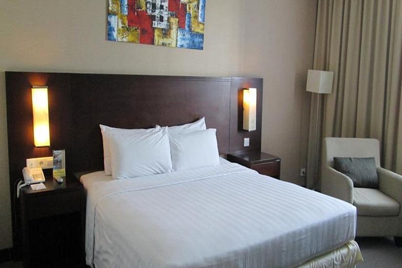 Hotel Menara Bahtera Balikpapan - Kamar tamu