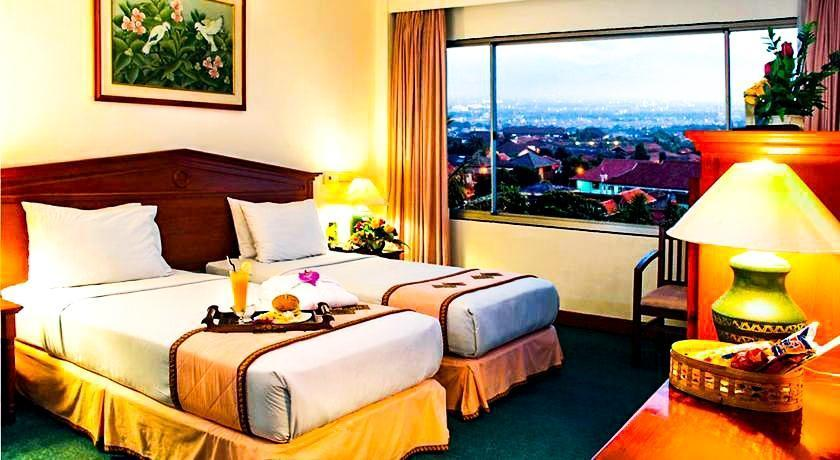 The Jayakarta Bandung - Deluxe Twin Room Only Regular Plan